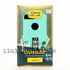 OtterBox Commuter iPhone 7 Plus iPhone 8 Plus Dual Layer​s Case AQUA MINT WAY
