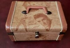 Elvis Presley 1956 EPE Make-Up  / Overnight / Carrying Case Scarce
