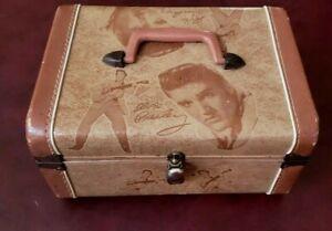 Elvis Presley 1956 EPE Make-Up  / Overnight / Carrying Case Scarce