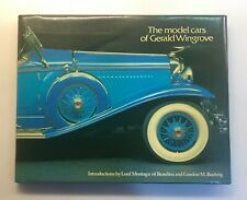 The Model Cars of Gerald Wingrove 1979 -