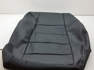 2013 2014 2015 2016 JEEP COMPASS PASSENGER FRONT RIGHT UPPER OEM SEAT COVER #086