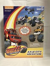 Blaze And The Monster Machine Axle City Adventure Game