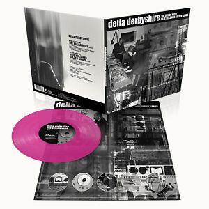Delia Derbyshire - The Delian Mode Single