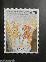 FRANCE 1997 timbre 3049, TABLEAU FRESQUE TAVANT PAINTING, ART, neuf**, MNH STAMP