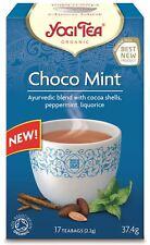 Yogi Tea Yogi Choco - 17 bolsas de té de menta