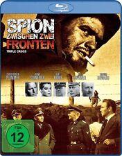 Spion zwischen zwei Fronten ( Kriegsfilm BLU-RAY )mit Romy Schneider, Gert Fröbe