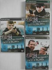 GSI Spezialeinheit Göteborg Sammlung - Waffenbrüder, Blutige Fehde, Fadenkreuz