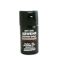 Tierabwehrspray Pfefferspray K.O - Spray TOP PREIS Abwehrspray 40ml NEU