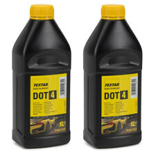 TEXTAR 95002200 Bremsflüssigkeit Brake Fluid DOT4 - 2 Liter 2L