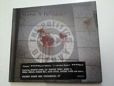 Mark Stewart The Politics Of Envy Ltd Deluxe 2 CD set Primal Scream Daddy G