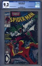 Spider-Man #2 CGC 9.2 McFarlane, Lizard, Calypso