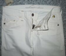 Coast Weber Ahaus White Distressed Patch Skinny Jeans - W26/L31  RRP £200.00