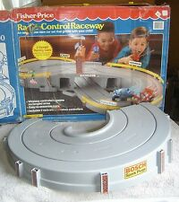 Fisher Price 1993  Radio Control Raceway 2800 Curved  Track Replacement