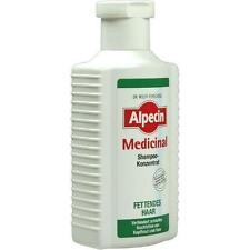 Alpecin Medicinal Shampoo-Konzentrat fettendes Haar, 200 ml