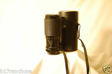 """Sears"" Camera Lens 80-200mm Slide-Zoom Nikon F Mount AI F/AI Mount w/ Hard Case"