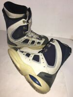 Northwave SNOWBOARDING Boots Mens 6.5 Womens 7 25.0 Mondo Blue White snow board