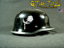Rose Helmet decals (1 Pair)