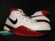 2006 NIKE ZOOM KOBE 1 ALL-STAR I WHITE BLACK RED UNDEFEATED 313143-101 NEW 10