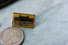 HAT PIN ELLIS ISLAND 1892-1992
