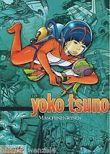 Yoko Tsuno output totale 6, Carlsen