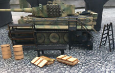 Works With King & Country Factory Workshop Diorama  Accessories