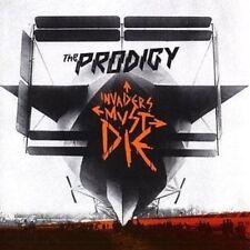 CDs de música disco álbum The Prodigy