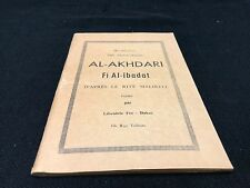 Moukhtaçar Sidi Abdarrahman al-Akhdari fi al-ibadat d'après le rite malikite #24