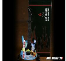 Kirk Hammett The Bride Of Frankenstein Model Mini Axe Heaven Officially Licensed