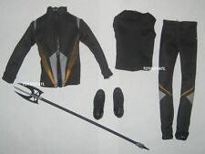 Barbie Hunger Games Catching Fire Finnick Collector Outfit ONLY Suit Trident NEW