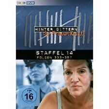 "HINTER GITTERN DER FRAUENKNAST ""STAFFEL 14"" 6 DVD NEU"