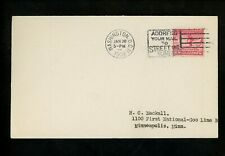 US FDC #716 2nd Day None NIM 1932 Washington DC Olympic Winter Sports Games