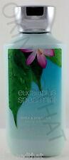 Bath & Body Works Eucalyptus Spearmint 8 oz lotion shea vitamin E sage citrus