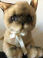 Avanti - Applause -Posable Siamese Kitten -1987 #11039