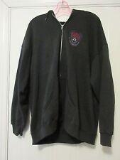 Harley-Davidson Of Glendale Long Sleeve Full-Zip Unisex Hooded Sweatshirt, XL