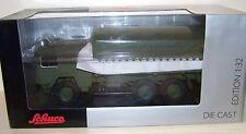 Schuco - MAN KAT1 6x6 Bundeswehr - Die Cast Edition 1:32