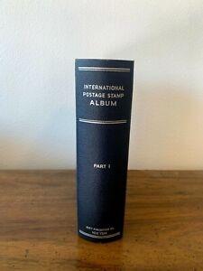Scott International Stamp Album Volume 1: 1840-1940 EXCELLENT CONDITION