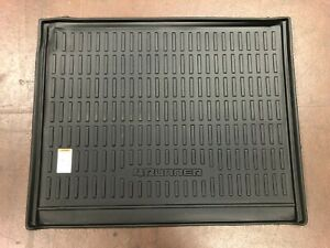 TOYOTA 4RUNNER 2010-2020 1PCS BLACK CARGO MAT WITHOUT 3RD ROW PT218-89112