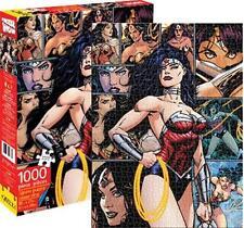 AQUARIUS JIGSAW PUZZLE DC COMICS WONDER WOMAN 1000 PCS #65269