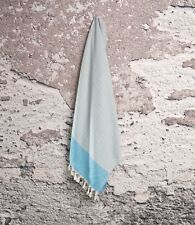 100% Cotton Beach, Travel Towel Low Weight, Space Saving, Ultra Absorbent