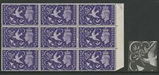 Great Britain 1946 3d with Seven berries variety SG 492a Mnh.