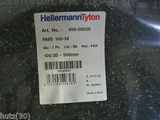 Wärmeschrumpfende Kabelreparatur-manschette RMS HellermannTyton Rms-100/30-500po