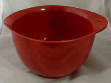 Rosti Mepal Melamine Jacob Jensen 2.5L Red Victoria Mixing Pouring Batter Bowl