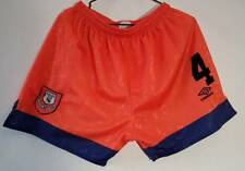 EVERTNON VINTAGE ORIGINAL FOOTBALL  SHORTS SOCCER AWAY UMBRO SIZE M medium #4