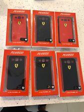 Lot Of Six Original Ferrari Licnesed Samsung S3 Cases