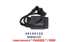 40100122 Bobina CDI Senza Limitatore Piaggio VESPA LX 50 4T 05-08