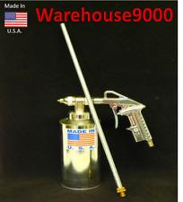 Fluid Film Undercoat Emery Pro Spray Gun Rust Proof 1 Quart Can Aluminum Wand