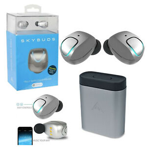Skybuds Truly Wireless Earbuds Nimbus Silver - SB100-NG