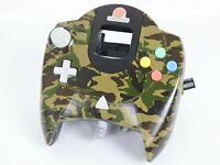 Dreamcast Official Controller Pad HKT-7700 Camouflage SEGA Ref/2625 Japan