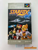 STARFOX Nintendo Super Famicom SNES SFC JAPAN Ref:313695
