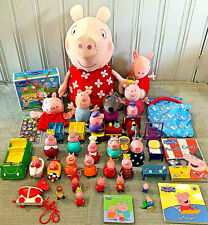 Peppa Pig Toys Mixed Bundle..